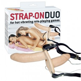 Strapon Duo natur