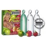 Prezervative aromate Sexy Fruits