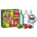 Prezervative aromate Sexy Fruits 24buc